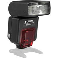 Bower SDF680C Digital Flash for Canon SLR Cameras, Guide Number 139
