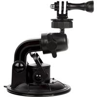 """Image of Bower Xtreme Action Series 9cm (3.54"""") Suction Cup Mount for GoPro HD HERO, HERO2, HERO3, HERO3+, HERO4, HERO, HERO+ LCD and HERO Session Action Cameras"""