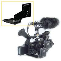 Bracket 1 C2 On Camera Wireless Receiver Mount for Select Canon, Sony, Panasonic and JVC Camcorders