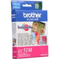 Brother Magenta Ink Cartridge for Many Inkjet Office Machines, 400 Page Yield.