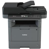 Brother MFC-L5900DW All-in-One Wireless Multifunction Monochrome Laser Printer with Advanced Duplex