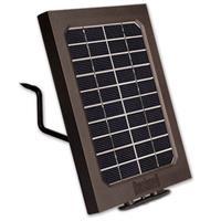 Bushnell solar panel for select trophy cam trail cameras