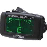 Image of Boss Clip-On Chromatic Tuner