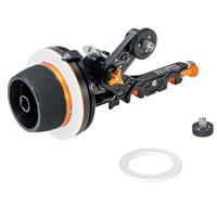 Image of Bright Tangerine Revolvr Atom Cine Kit, Includes 15mm LWS Core Bridge, Follow Focus Gear (0.8 Mod/35 Tooth/10mm), Follow Focus Gear (0.8 Mod/43 Tooth/6mm), Follow Focus Swing Arm (1:1.842 Ratio)