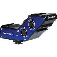 BeachTek DXA-CONNECT XLR Adapter / Bracket Combo for DSLR Cameras & Camcorders