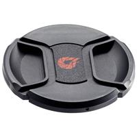 Image of Breakthrough Photography 46mm Center-Pinch Lens Cap for Nikon, Canon, Sony and other DSLR Camera