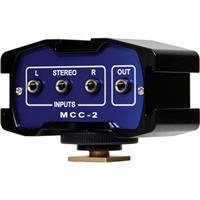 BeachTek MCC-2 2-Channel Audio Adapter & Bracket for DSLR Camera & Camcorders