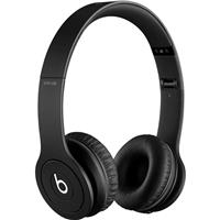 Beats by Dr. Dre Beats by Dr. Dre Solo HD On-Ear Headphones, with In-Line Mic, Drenched in Matte Black