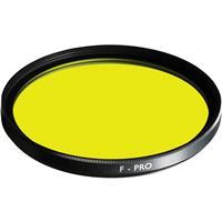 B + W 105mm #022 Multi Coated Glass Filter - Medium Yellow #8 Product image - 613