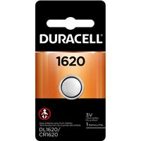 Duracell CR1620 Coin Cell Lithium Battery 3v, for Keyless Entry Systems and other Security and Electronic Devices