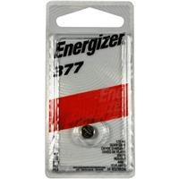 Energizer 377 1.5V Zero-Mercury Silver Oxide Battery for Watches, Toys, Glucose Monitors and Calculators