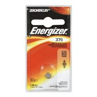 Energizer 379 1.5V Zero-Mercury Silver Oxide Battery for Watches, Toys, Glucose Monitors and Calculators