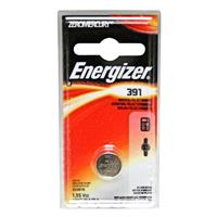 Energizer 391 1.5V Zero-Mercury Silver Oxide Battery for Watches, Toys, Glucose Monitors and Calculators