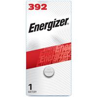 Energizer 392 1.5V Zero-Mercury Silver Oxide Battery for Watches, Toys, Glucose Monitors and Calculators