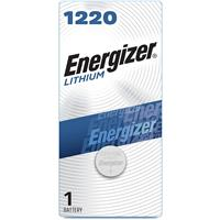 Energizer 1220 3V Lithium Coin Battery for Heart-Rate Monitors, Keyless Entry, Glucose Monitors, Toys and Games