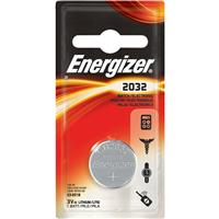 Energizer 2032 3V Lithium Coin Battery for Heart-Rate Monitors, Keyless Entry, Glucose Monitors, Toys and Games