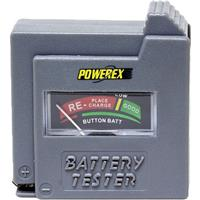 Image of Maha Powerex Battery Tester for AA, AAA, D, C, 9V Size NiMH Batteries