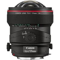 Compare Prices Of  Canon TS-E 17mm f/4L Tilt-Shift Lens