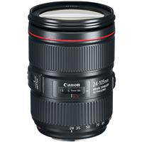Canon Canon EF 24-105mm f/4L IS II USM AutoFocus Wide Angle Telephoto Zoom Lens