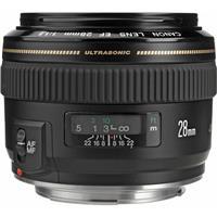 Canon EF 28mm f/1.8 USM AutoFocus Wide Angle Lens - Grey Market Product image - 153