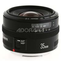 Canon EF 35mm f/2 AutoFocus Wide Angle Lens - Grey Market Product image - 338