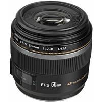 Canon EF-S 60mm f/2.8 Compact Macro AutoFocus Lens - USA Product image - 168