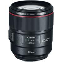 Compare Prices Of  Canon EF 85mm f/1.4L IS USM Lens