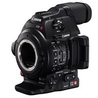 Image of Canon Canon EOS C100 Mark II Cinema Camcorder Body with Dual Pixel CMOS AF Feature Upgrade - EF Lens Mount (Firmware 1.0.5.1.00; Record Time: 0hr)