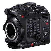 Image of Canon EOS C300 Mark III Digital Cinema EF Camera Body