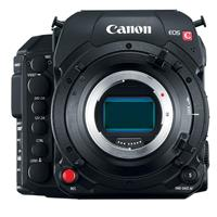 Image of Canon EOS C700 FF Full-Frame Digital Cinema Camera Body, EF Lens Mount