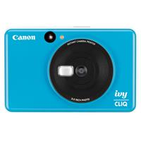 Canon Ivy Cliq Instant Camera Printer - Seaside Blue