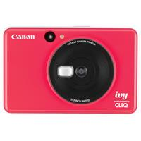 Canon Ivy Cliq Instant Camera Printer - Lady Bug Red