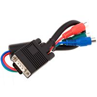 Canon LV-CA32 Component to VGA Input Video Cable for the LV-7365, LV-S3, LV-7215, LV-7210 & LV-5210 Multimedia Projectors.