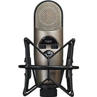 Image of CAD Audio M179 Large Diaphragm Variable Polar Pattern Condenser Microphone, 20Hz to 20kHz Frequency Response, 200Ohms Impedance