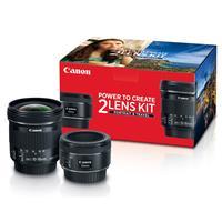 Canon Portrait & Travel 2 Lens Kit Lens