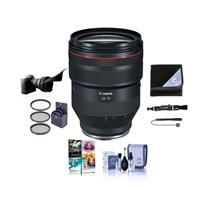 Image of Canon RF 28-70mm f/2 L USM Zoom Lens - U.S.A. Warranty - Bundle With 95mm Filter Kit, Flex Lens Shade, Lens Wrap, Cleaning Kit, Capleash II, Lens Cleaner, Pc Software Package