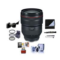 Image of Canon RF 28-70mm f/2 L USM Zoom Lens - U.S.A. Warranty - Bundle With 95mm Filter Kit, Flex Lens Shade, Lens Wrap, Cleaning Kit, Capleash II, Lens Cleaner, Mac Software Package