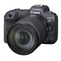 Canon EOS R5 Mirrorless Digital Camera with RF 24-105mm f/4 L IS USM Lens