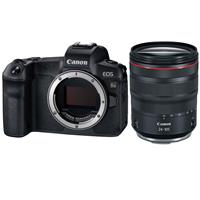 Canon EOS Ra Mirrorless Digital Camera With Canon RF 24-105mm f/4 L IS USM Lens