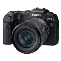 Canon EOS RP 26.2MP Full-Frame Mirrorless Digital Camera with RF 24-105mm F4-7.1 IS STM Lens
