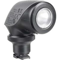 Canon VL-5, 5 watt On Camera Video Light, Powered by the Advanced Accessory Shoes on Vixia Camcorders