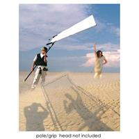 Sunbounce SunSwatter Pro 4x6' Frame & Seamless Translucent Textile with 1/3 Stop Light Reduction Product image - 1487
