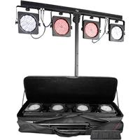 Compare Prices Of  CHAUVET DJ 4BAR USB Wash Lighting Kit with Tripod and Carrying Case