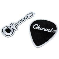 Compare Prices Of  Charvel Velvet Patches, 2 Pack