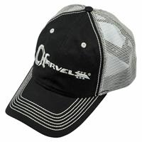 Compare Prices Of  Charvel Trucker Hat, Adjustable, Black/White