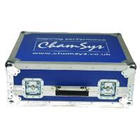 Image of CHAUVET DJ ChamSys Flight Case for MagicQ Compact MQ40, MQ40N, MQ60, MQ70 Console