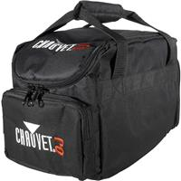 Image of CHAUVET DJ CHS-SP4 VIP Gear Bag for Up to Four SlimPAR 56 Wash Lights, Connecting Cables and Obey 3 Controller