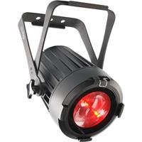 Image of CHAUVET DJ COLORado 1 Solo RGBW LED Wash Light with Seetronic PowerKon IP65 Power Cord and Gel Frame, 3200 to 10000K Color Temperature