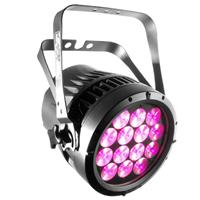 Image of CHAUVET DJ COLORado 2 Quad Zoom RGBW LED Wash Light with Seetronic PowerKon IP65 Power Cord, Gel Frame and Gel Frame Holder, 3200 to 10000K Color Temperature