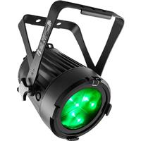 Image of CHAUVET Professional COLORado 2 Solo Quad-Color RGBW LED Wash Light with PowerKon Power Cord and Gel Frame, 3200 to 10000K Color Temperature